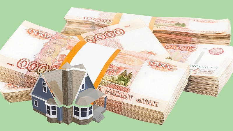 Продажа квартиры через счет в банке